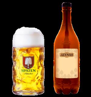 Alyno-Spaten alus