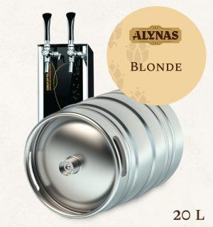 ALYNO Blonde šviesusis 4
