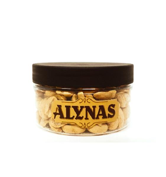 Alyno riešutai su druska